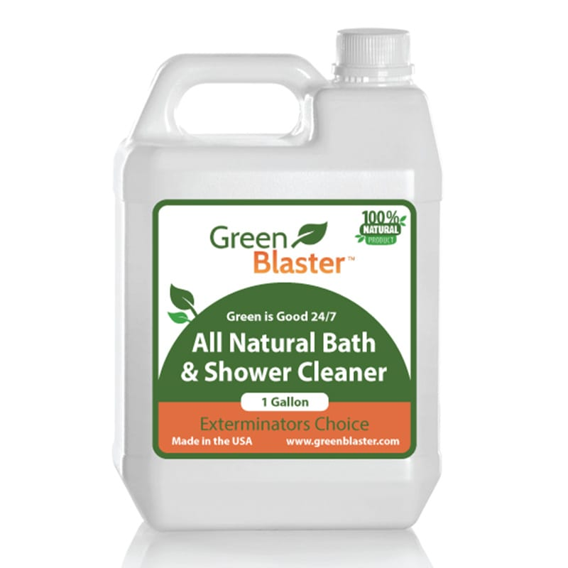 Incroyable All Natural Bath U0026 Shower Cleaner