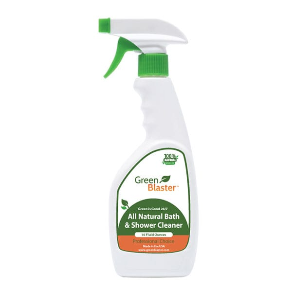 Green Bathroom Cleaners That Work: All Natural Bathroom Cleaner