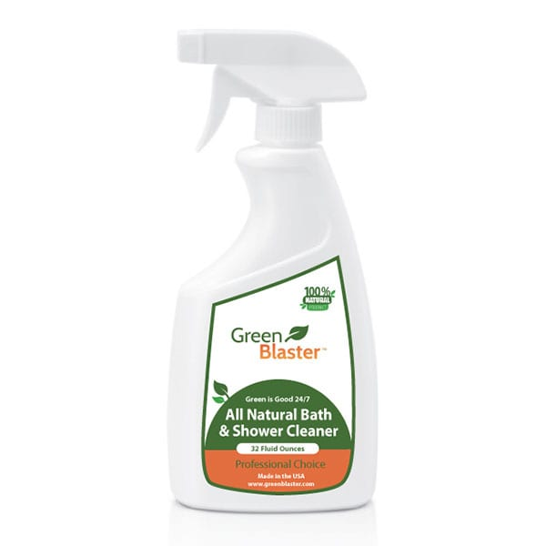 All Natural Bathroom Cleaner