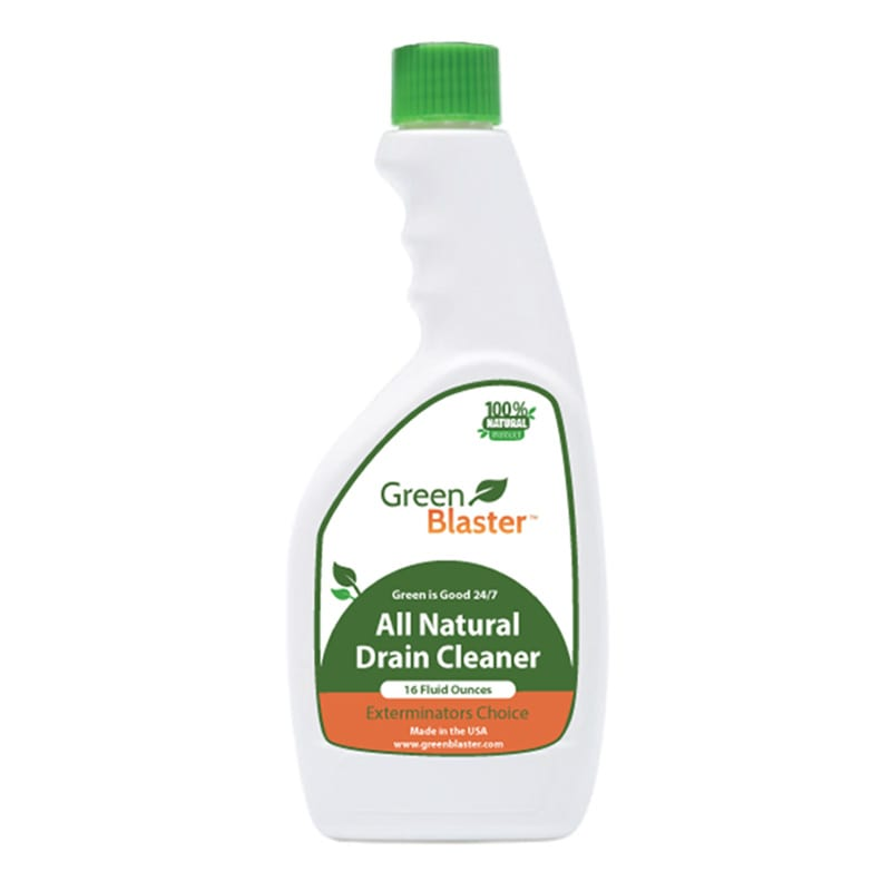 The Natural Drain Cleaner For Your Clogged Drain: All Natural Drain Cleaner